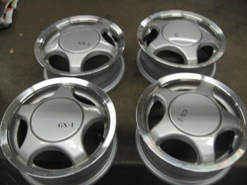 12 inch Alloy Wheels / Rims (Used / Set of 4)