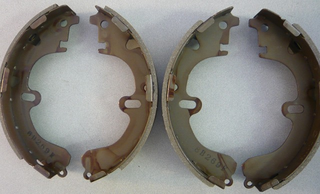 Toyota Camry - Rear Brake Shoe