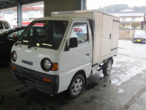 1997 Suzuki Carry Refer Truck