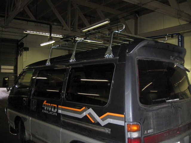 Delica - Roof Rack for High Roof (Q-P35W)