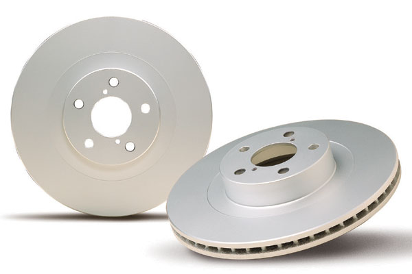 Delica Space Gear - Front Brake Disc Rotor (Set)