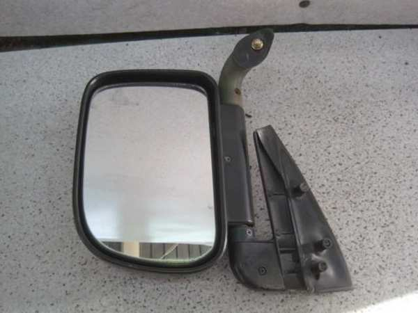 Sambar / Domingo - Side Mirror (Passenger/Left Side--used)