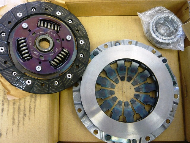 Carry / Every - Clutch Kit-2