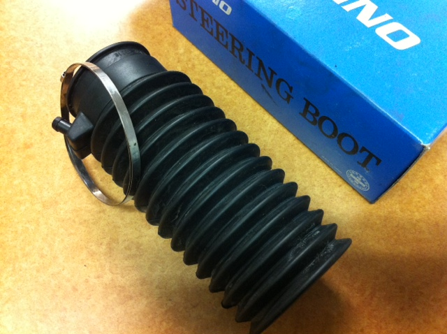Figaro - Power Steering Rack Boots (Left Side)