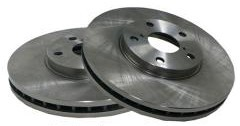 Hi Jet - Front Brake Disc Rotor (Set)