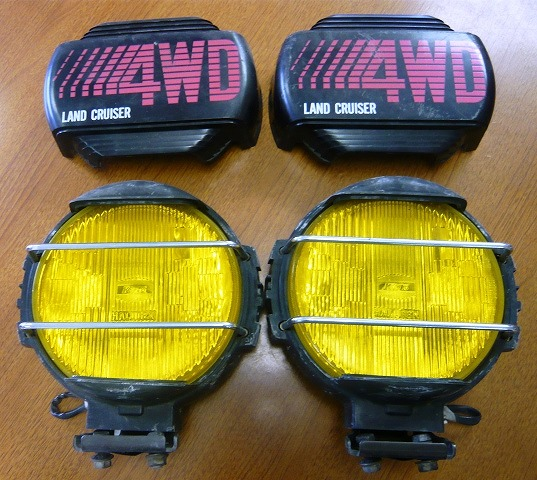 Toyota Land Cruiser - Fog Lamps (used)