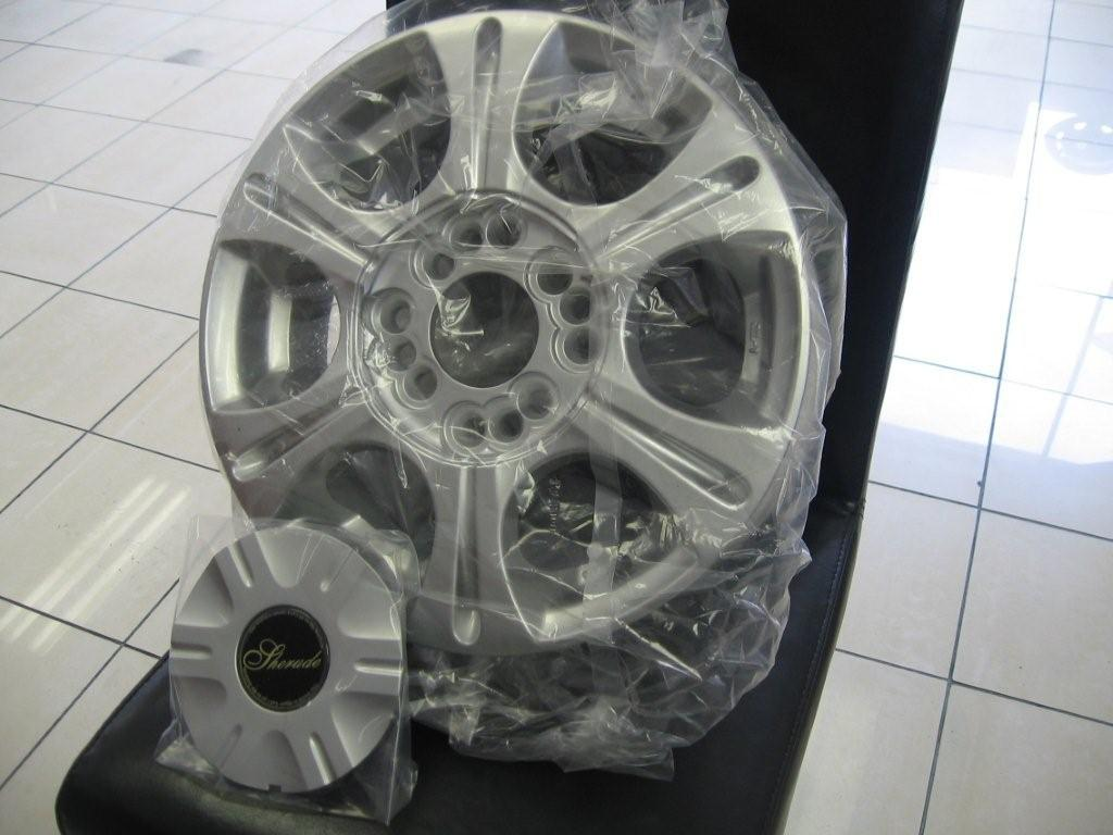 13 inch Alloy Wheels (Brand new)