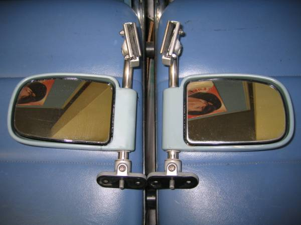 Pao - Side Mirrors (Used)
