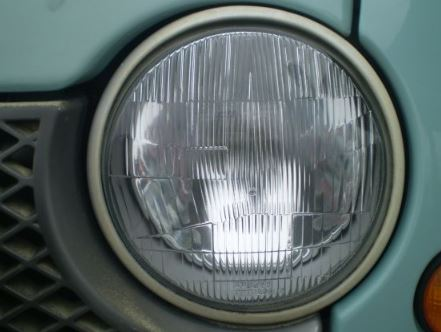 Pao - Original Headlight Assembly Left Side