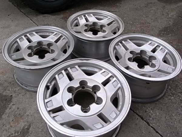 Used 30 Inch Rims : Inch alloy wheels rims used set of